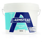 Armstead Trade Contract Matt White Special Offer 15 x 15 Litres